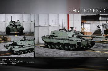 6e7280 challenger 2 old   green [info wallpaper]